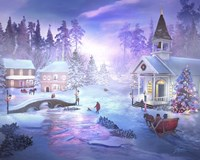 Christmas Creek Fine-Art Print