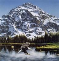 Purple Mountain Majesty Fine-Art Print