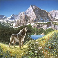 Alpine Chorus Fine-Art Print