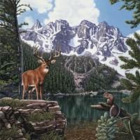 Emerald Lake Fine-Art Print