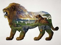 The Lion King Fine-Art Print