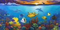 Underwater Color Fine-Art Print