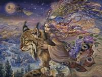 Flight Of The Lynx Fine-Art Print