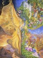 Goddess Between Realms Fine-Art Print