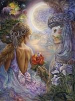 Masque Of Love Fine-Art Print