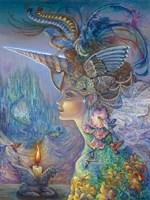 My Lady Unicorn Fine-Art Print