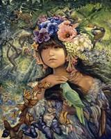 Princess Of The Amazon Fine-Art Print