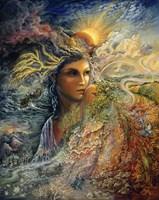 Spirit Of The Elements Fine-Art Print