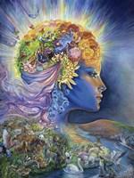 The Presence Of Gaia Fine-Art Print
