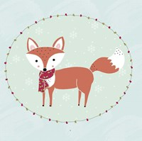 Winter Fox Fine-Art Print