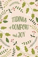 Tidings of Comfor and Joy Fine-Art Print