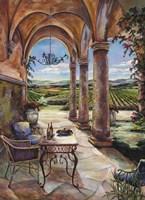 Loggia In The Valley Fine-Art Print