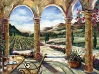 Sedona Portico Fine-Art Print