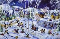 Holy Winter Fun Fine-Art Print