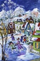 Winter Attire Fine-Art Print