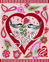 Love Birds Fine-Art Print