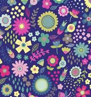 Floral Pattern 2 Fine-Art Print