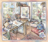 Artist's Studio Fine-Art Print