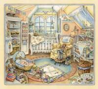 Baby's Room Fine-Art Print