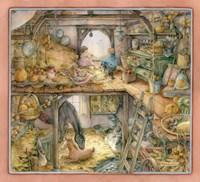 Barntime Fine-Art Print