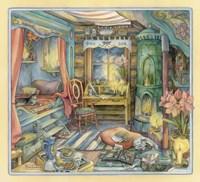 Bedroom Idyll Fine-Art Print