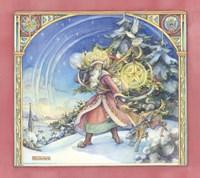 Father Christmas Fine-Art Print