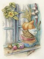 Harvest Stack Of Bowls Fine-Art Print
