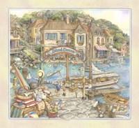 Island Express Fine-Art Print