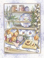 Peach Basket Fine-Art Print