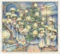 Santa Lucia Fine-Art Print