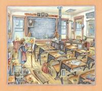 Schoolroom Fine-Art Print