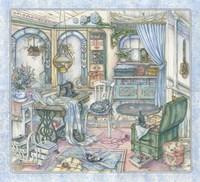 Sewing Room Fine-Art Print