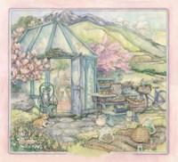 Spring Conservatory Fine-Art Print