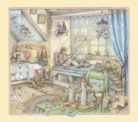Storybook Afternoon Fine-Art Print