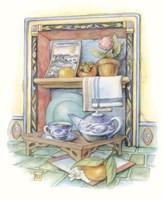 Tea Tray Fine-Art Print