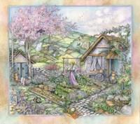 View From The Garden Fine-Art Print