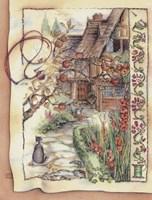Embroidery Fine-Art Print