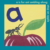 A Is For Ant Fine-Art Print