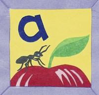 ABC A Fine-Art Print