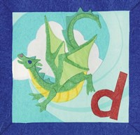 ABC D Fine-Art Print