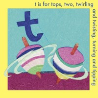 T is For Top Fine-Art Print