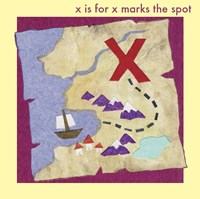 X marks The Spot Fine-Art Print
