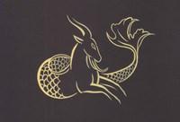 Capricorn - Remarque Fine-Art Print