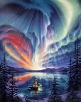 Enchanted Lake Fine-Art Print