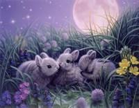 Moon Babies Fine-Art Print