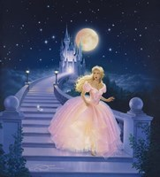 Cinderella Fine-Art Print