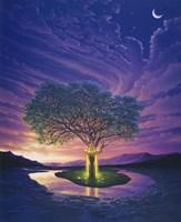 Gaia, Earth's Angel Fine-Art Print