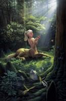 Forest Princess Fine-Art Print