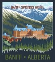 Banff, Alberta Fine-Art Print