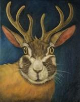 Jackalope Fine-Art Print